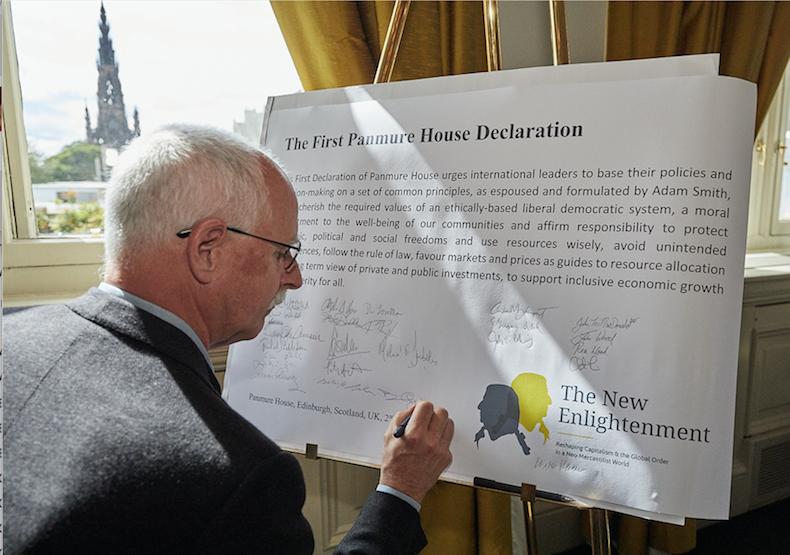 Panmure House declaration