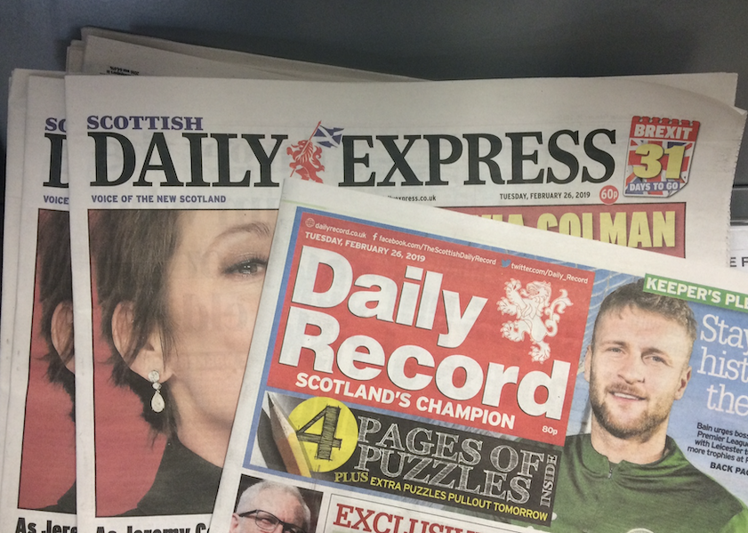 Record and Express
