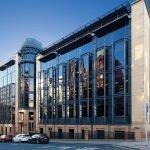 Hilton is moving to 191 West George St in Glasgow