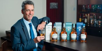 Inver House Distillers Managing Director Martin Leonard
