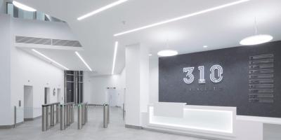 310 St Vincent interior