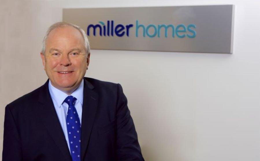 Chris Endsor, Miller Homes
