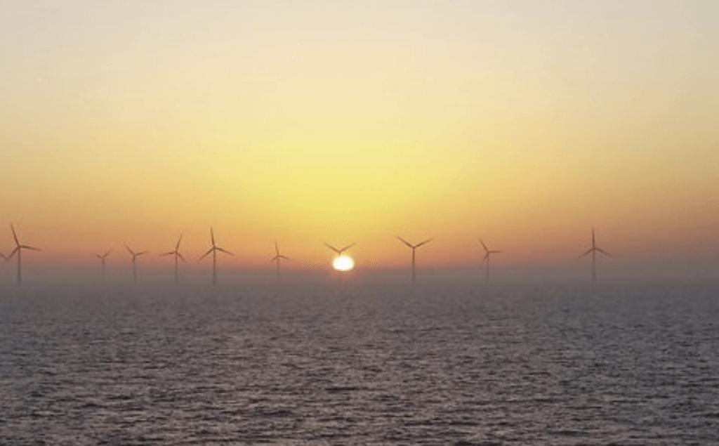 Moray East windfarm