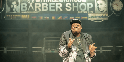 Demmy Ladipo Barber Shop Chronicles