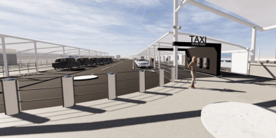 Taxi-rank-at-Airport