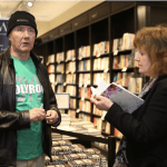 Pauline Taylor and Irvine Welsh