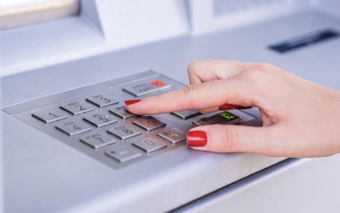 Link cash machine