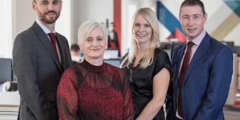 Stewart Pennington, Emma Waterman, Suzanne Brownie, Ewan Bolt