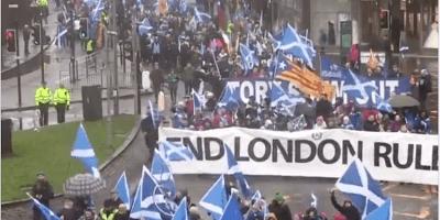 Glasgow march