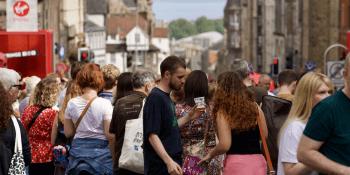 Tourism in Edinburgh