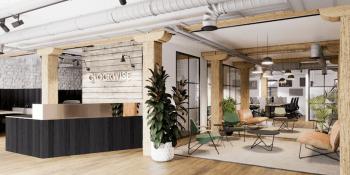 Clockwise office