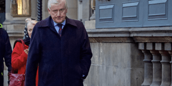 Fred Goodwin at Balmoral