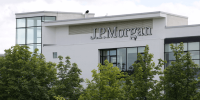 JP Morgan Edinburgh