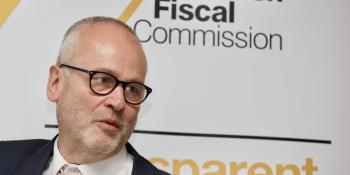 John Ireland Scottish Fiscal Commission