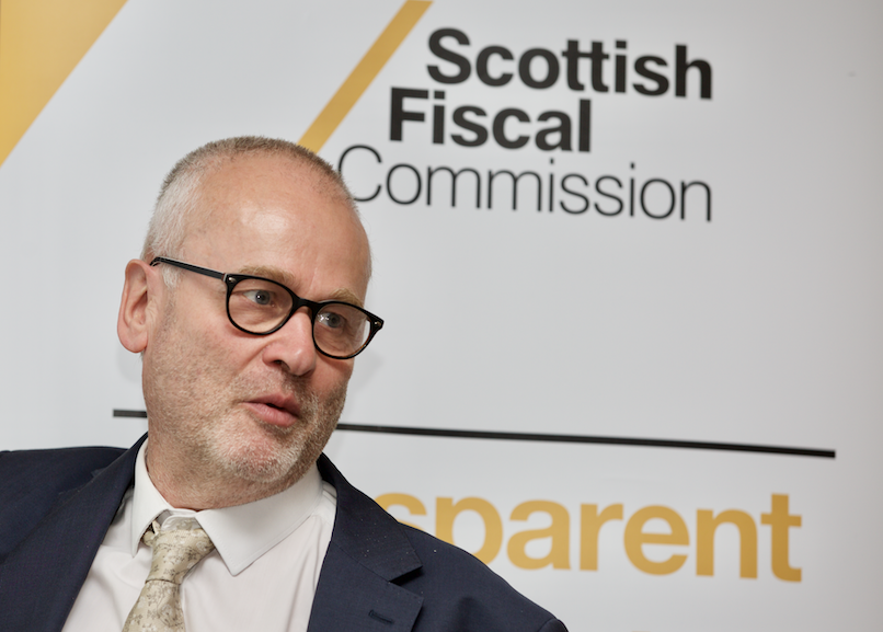John Ireland Scottish Fiscal Commission