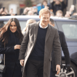 Meghan and Harry in Edinburgh