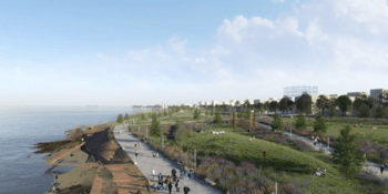 Proposed Granton waterfront