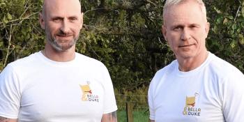 Mark Scott and Tony Ottley