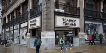 TopShop Edinburgh