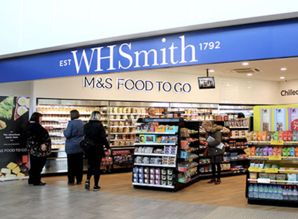 WH Smith (pic WH Smith)
