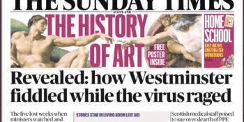 Sunday Times virus claims