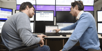 Flexitricity control room
