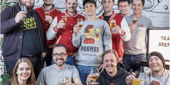 Beer52 staff