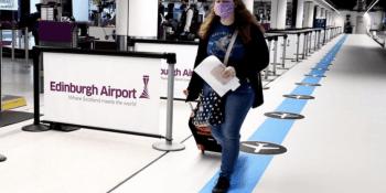 Edinburgh Airport health