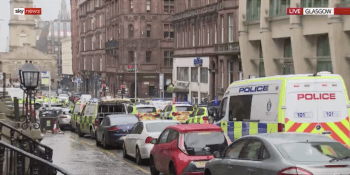 Glasgow stabbing incident
