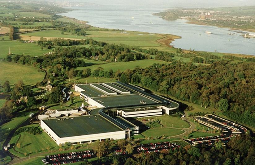 Hewlett Packard Bishopton