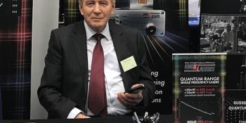 Professor Fedor Karpushko of UnikLasers