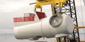 Turbine for Seagreen