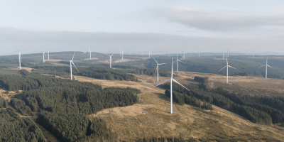 Vattenfall wind farm
