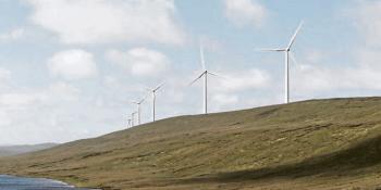 Viking wind farm