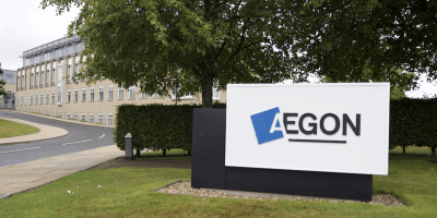 Aegon office at Gyle Edinburgh