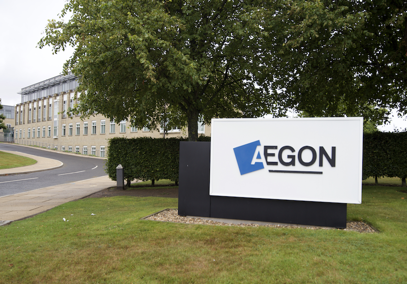 Aegon office at Gyle Edinburgh