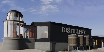 Benbecula distillery
