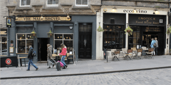 Cockburn Street Edinburgh pubs