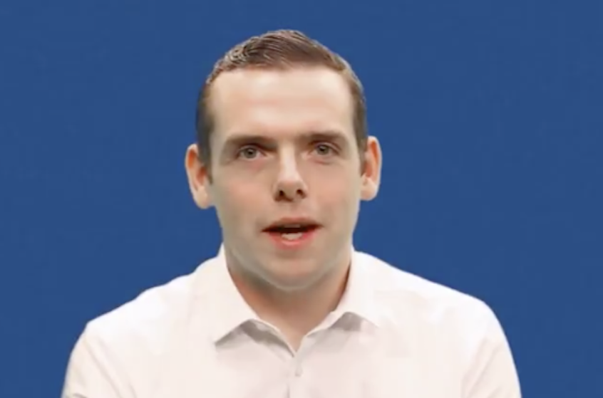 Douglas Ross Moray MP