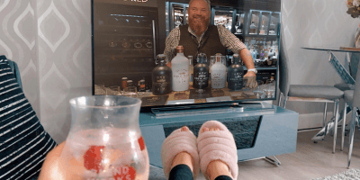 Eden Mill virtual gin tasting