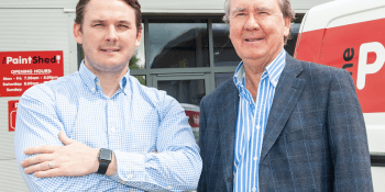 Michael-Rolland-Managing-Director-with-Ogilvie-Rolland-Founder-and-Executive-Chairman The Paint Shed