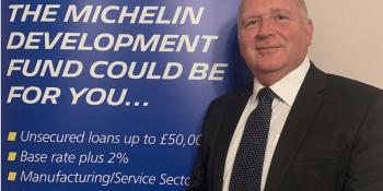 Brian Cairns of Michelin Development