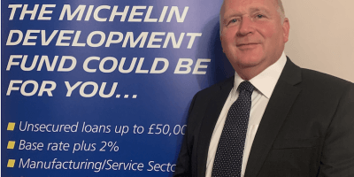 Brian Cairns of Michelin Development