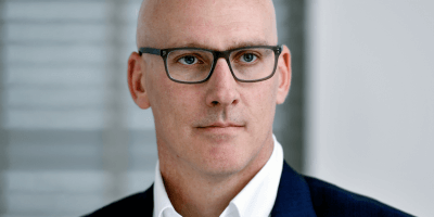 David Montgomery of M&G
