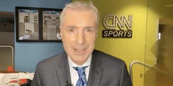 Don Riddell of CNN