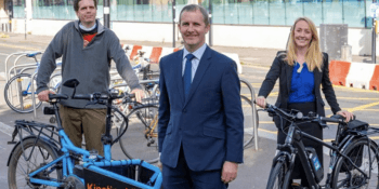 Michael Matheson and ebikes