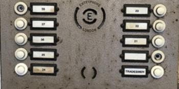 door entry system