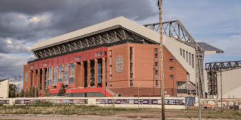 Anfield (Liverpool FC) unsplash