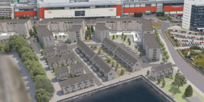 Cala waterfront Leith