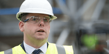 Douglas Ross at Norbord